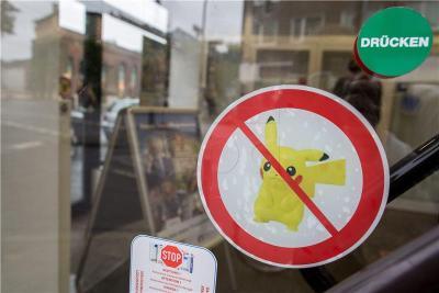 'Zabranjeni Pokemoni' foto HINA