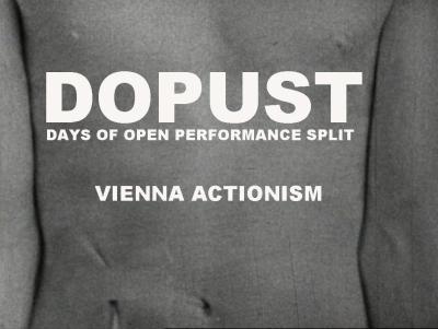 Otiđite na DOPUST – Dane otvorenog performansa u Splitu