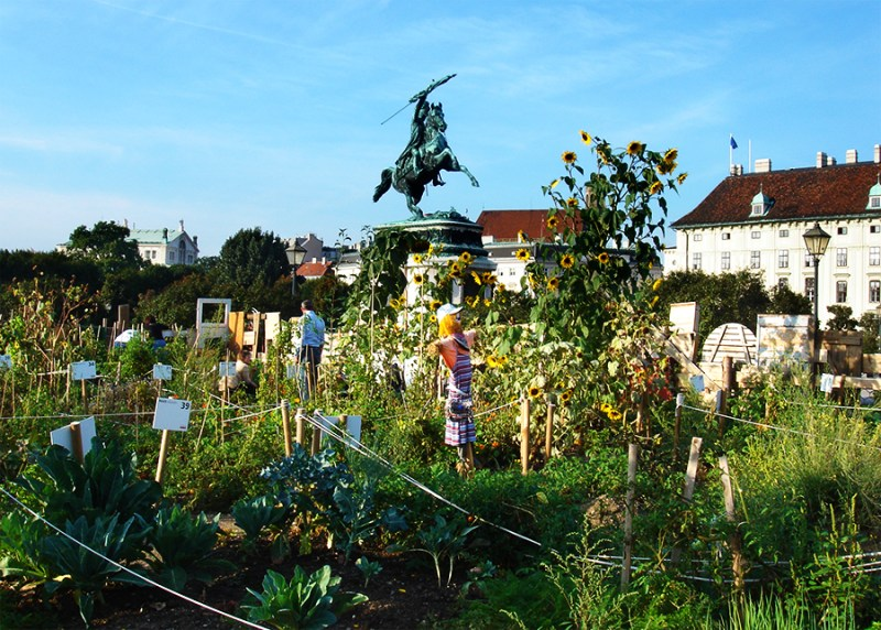 Jedan od bečkih vrtova (foto: www.transition-europe.org)