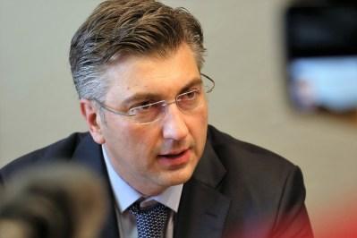 Kriza Vlade: Plenković kao Karamarko
