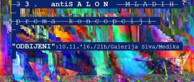 AntiSalon: Izložba radova odbijenih umjetnika 'kontrira' Salonu mladih