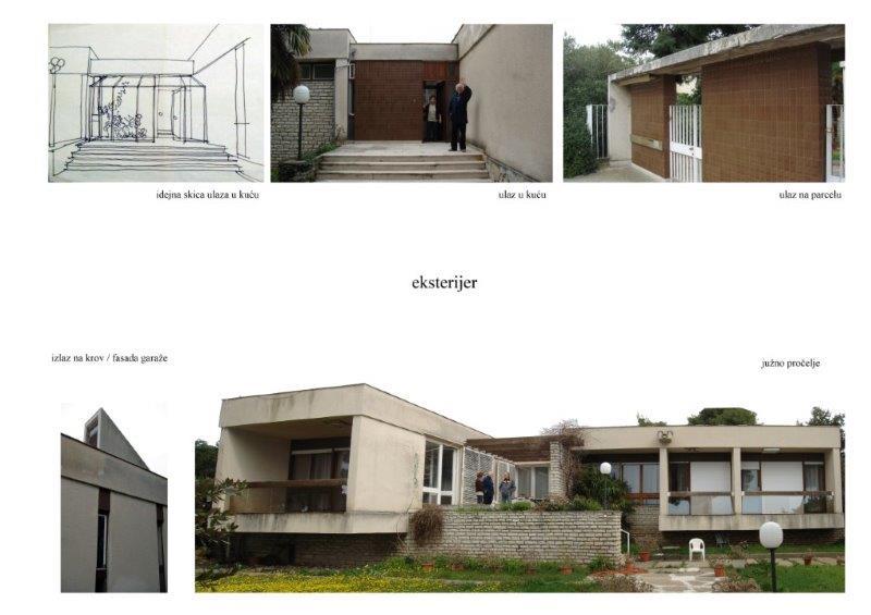 Rušenje kuće Matulja u Brodarici:  Kulturno dobro RH uklonjeno s lica zemlje