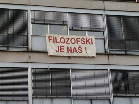 Otvoreno pismo v.d. dekanu Filozofskog: Podnesite ostavku, bit će to malen i jednostavan korak za Vas, a ogroman za Filozofski fakultet