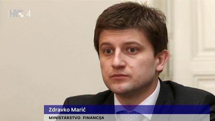 Zdravko Marić (Foto: HRT)