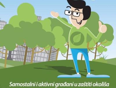 Mreža Zelenih telefona predstavlja publikaciju za aktivno sudjelovanje građana u zaštiti okoliša