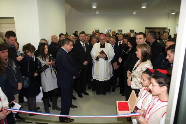 Otvaranje novih prostora knjižnice (Foto: Tris/H. Pavić)