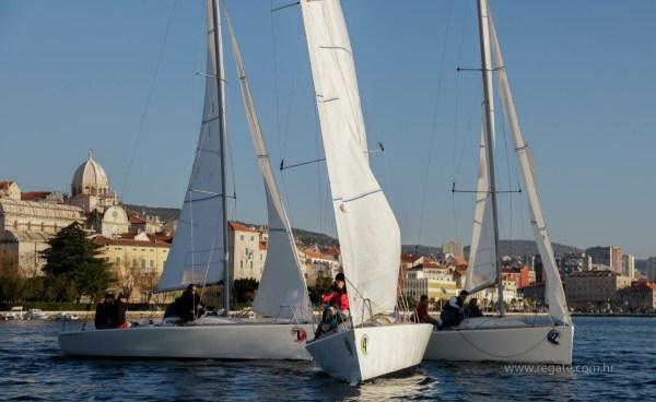 Finale fleet racea u Šibeniku