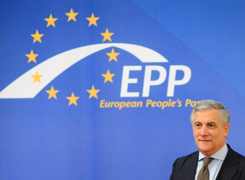 Tajani, EPP, ilustracija (foto Wikipedia