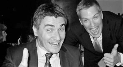 Zoran Milanović i Tomislav Saucha (Foto: FB)