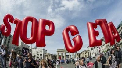 CETA-neoliberalni konsenzus HDZ-a i SDP-a!