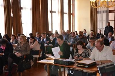 Duh Anne Frank opsjedao sjednicu Županijske skupštine u Šibeniku