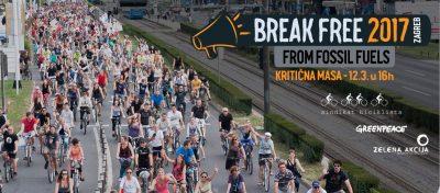 """Break Free"": Globalna kampanja za prestanak korištenja fosilnih goriva"