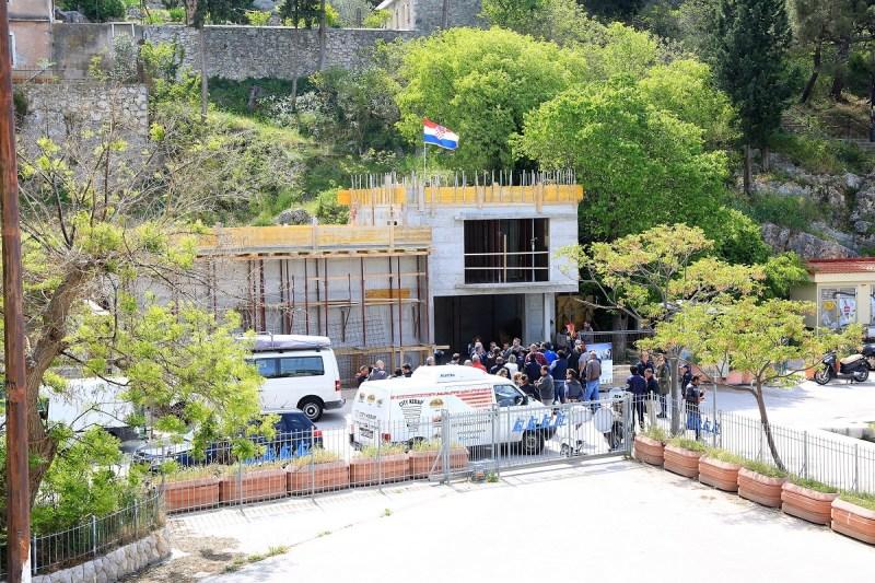 Gotova prva faza gradnje nove zgrade JK Val: 'Iz ovog će kluba izlaziti svjetski prvaci!'