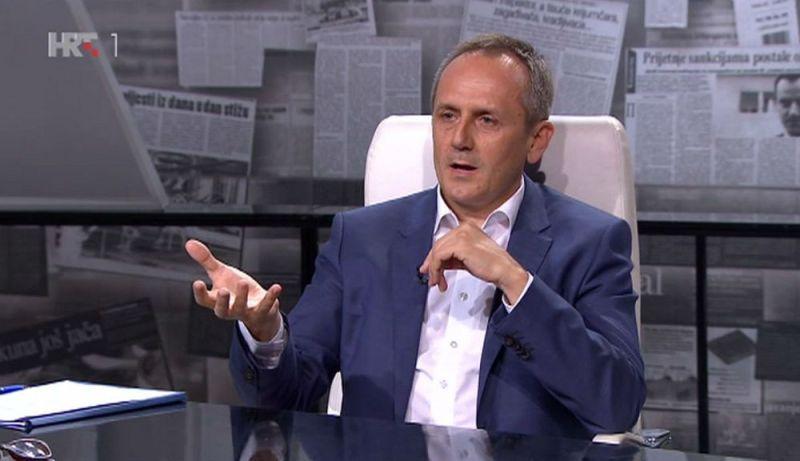 Drago Prgomet u Nu2: To što me Zlatko Hasanbegović ne podržava nije problem, ali mi je žao što nije pokazao tu hrabrost kad je njegova generacija odlazila ratovati