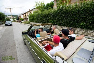 Pogledajte 'Tako mi to radimo', dokumentarac o kninskoj hip-hop sceni (VIDEO)
