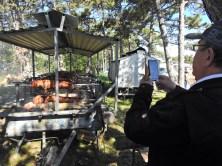 Selfie s mrtvim janjcima i prascima (Foto: Tris/J. Krnić)