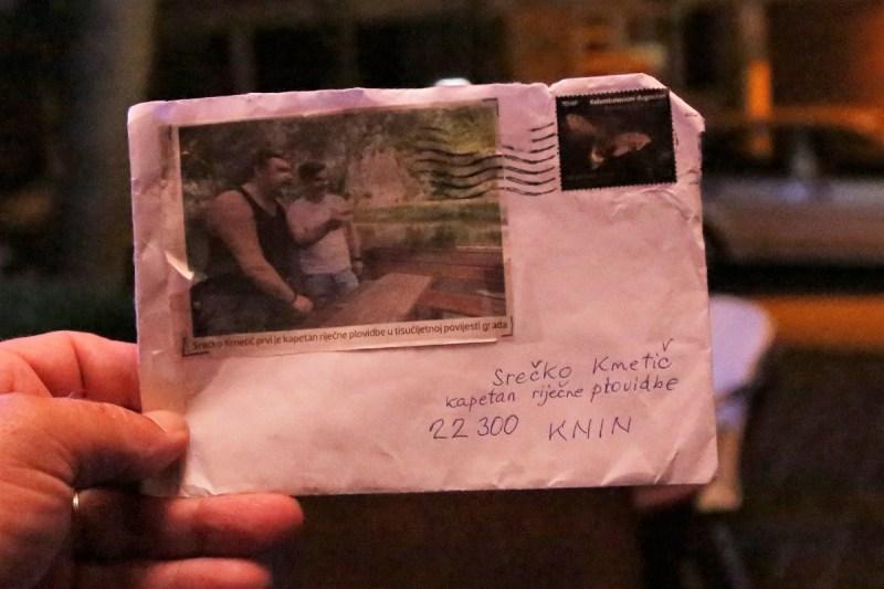 Neobična pošiljka (Foto: tris/H. Pavić)