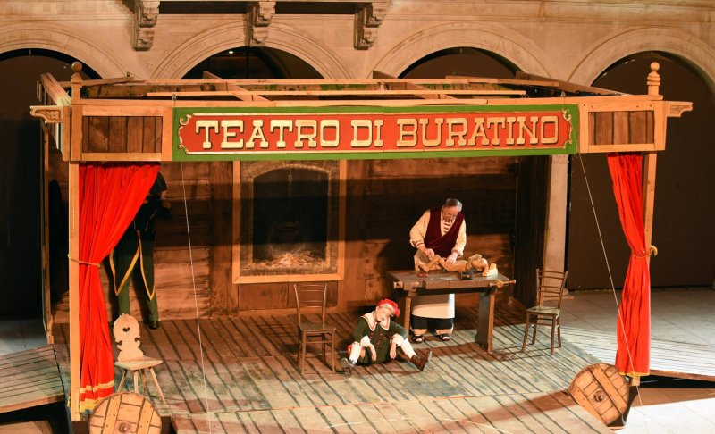 Buratino (Foto: MDF)