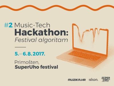 SuperUho: Prijavi se na Music Hackathon i osvoji 10.000 kuna