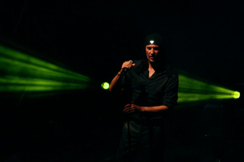 Laibach u Šibeniku (Foto: Jozica Krnić)