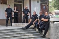 Knin, Policija, Oluja foto H. Pavic (11)