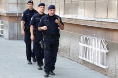 Knin, Policija, Oluja foto H. Pavic (16)