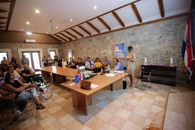 Predstavljanje projekta Rediviva Kurnata (Foto: Tris/H. Pavić)
