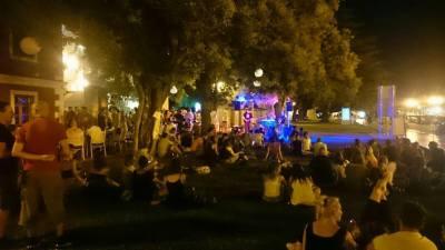 Željka at ease i NLV: Glazbene poslastice ispred Azimuta
