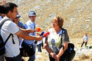 Obitelji nisu bile voljne za izjave (foto TRIS/Jozica Krnić)