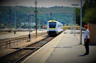 Vlak slobode se vraća u Split (foto TRIS/G. Šimac)