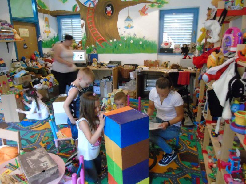 Ekološka udruga Krka otvara Eko knjižnicu igračaka u Šibeniku