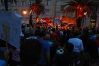 Prosvjed u Splitu (Foto: TRIS/G. Šimac)