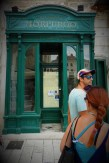 Pala je i knjižara 'Vid Morpurgo' (foto TRIS/G. Šimac)