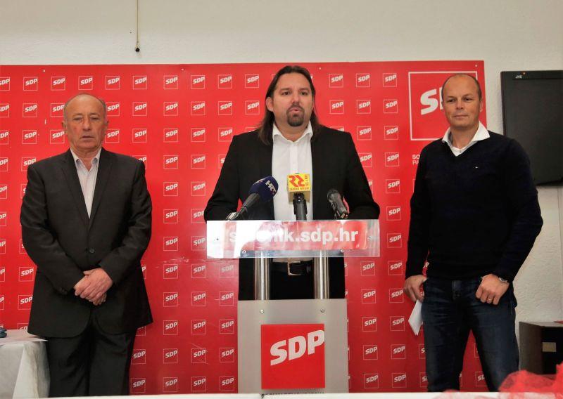 Ivan Rajić, Tonči Restović i Joško Šupe (Foto: TRIS)