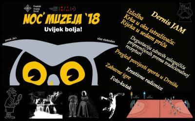 NP Krka i ove se godine pridružuje obilježavanju Noći muzeja