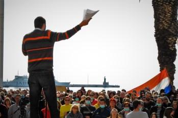 'Trebalo nas je biti 24 iljada' - foto TRIS/G. Šimac