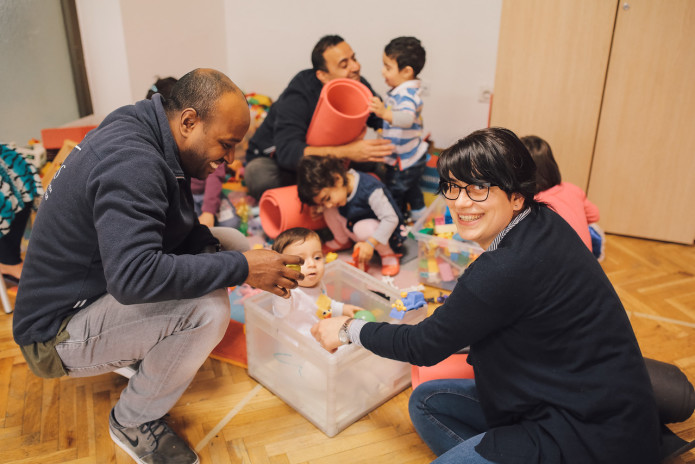 """Isusovačka služba za izbjeglice produžila crowdfunding kampanju za Centar za integraciju izbjeglica """"SOL"""""""