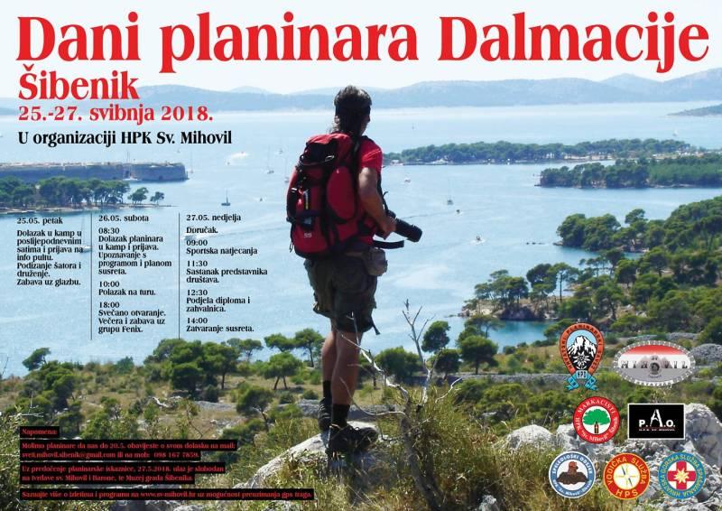 Dani planinara Dalmacije: Strmoglavi uspon na vrtoglavih 17 metara nadmorske visine visoravni Martinska