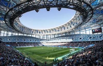 Krovna konstrukcija moskovskog nogometnog stadiona Impolovih je ruku djelo
