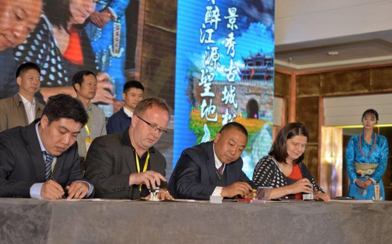 Potpisivanje Sporazuma (foto. NP Krka)