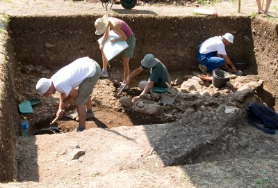 Arheološka iskopavanja na šibenskom području (Foto: Muzej grada Šibenika)