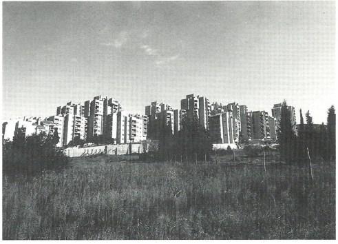 """Vidici, arhivska snimka. Izvor: """"Izgradnja 1945-1995"""" autora Ive Šprljana"""