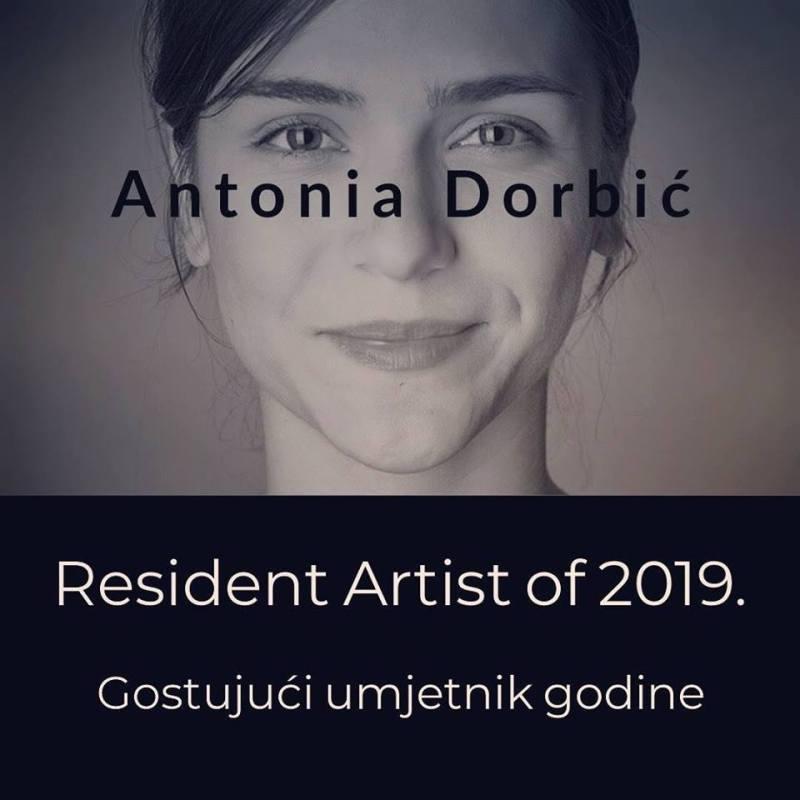 "Kinoklub ""Šibenik"" predstavlja Antoniu Dorbić: Kiparstvo, ples i film"