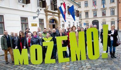 """nicijativni odbor platforme """"Možemo""""/Foto:Facebook"""