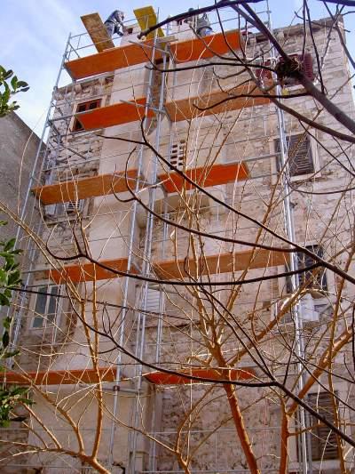 Grad Šibenik: Obnovljena dva dimnjaka u programu 'Starine naše divne'