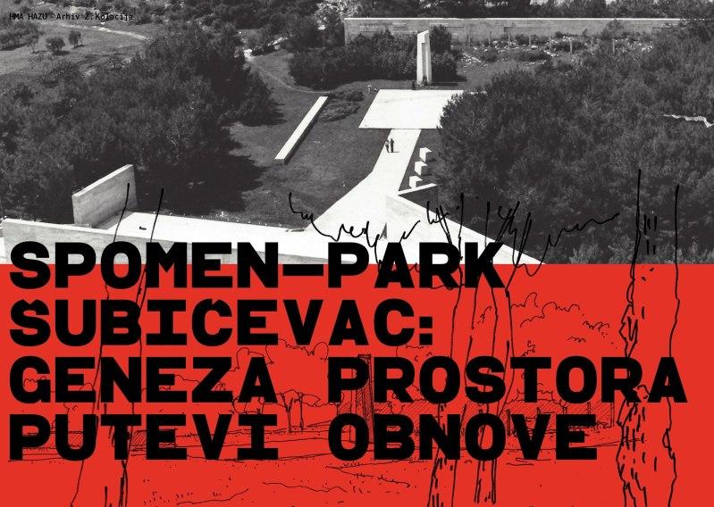 Spašavanje spomenika Šubićevac: Obnova parka je i obnova časne hrvatske povijesti