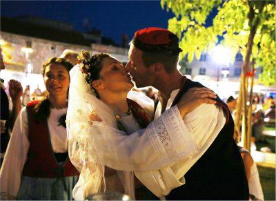 Murterski pir: Masovna tradicionalna 'fešta od ljubavi'
