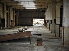 Bivši pogon za robovski rad (foto TRIS/G. Šimac)