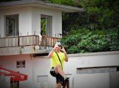 Selfie uz stražarnicu (foto TRIS/G. Šimac)