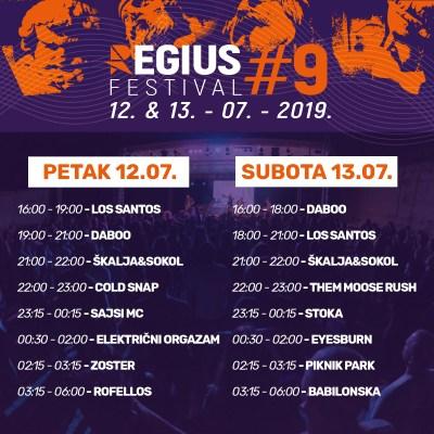 Regius otvara sezonu festivala: Kako na Martinsku?